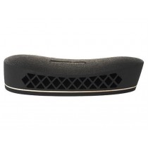 """Pachmayr T550 Trap Recoil Pad Medium 1.10"""" Leather"""