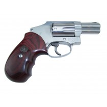 Pachmayr Renegade Wood Laminate S&W J Frame Rosewood Smooth