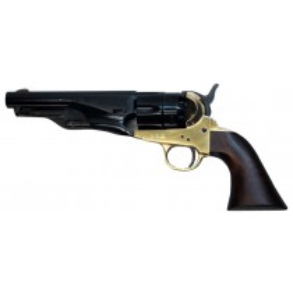 Pietta Black Powder Revolver 1862 Police Pony Express Brass .36