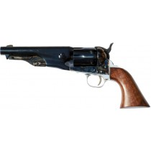 Pietta Black Powder Revolver 1862 NY Metropolitan Police Steel .36