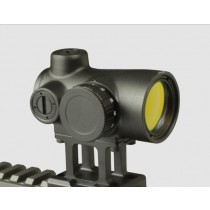 Sun Optics USA Raid Micro Red Dot 25mm 2 MOA Dot