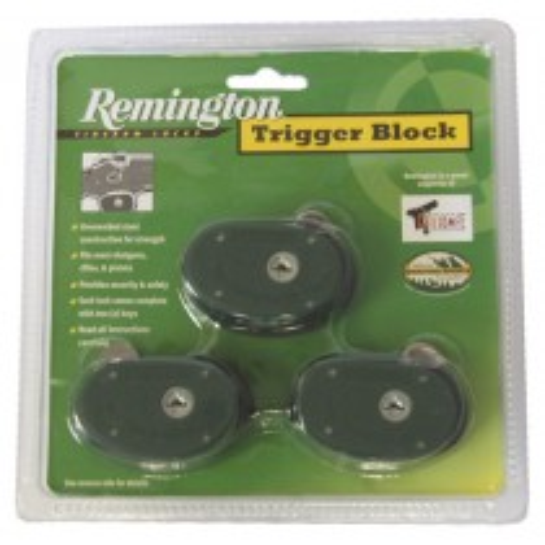 Remington Trigger Block pack of 3