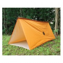 UST Tube Tarp 1.0 Shelter Orange/Reflective
