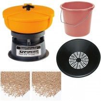 SmartReloader Ready to Go Kit SR787 Tumbler+ SIFTER+BUCKET+MEDIA 0051+00511