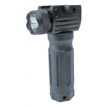 Sun Optics USA Tactical Fore End Grip With 250 Lumen Light