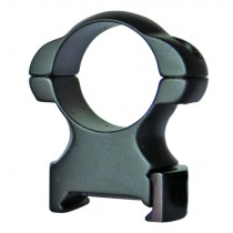 "Sun Optics USA Solid Steel Rings Hex 1"" High Black Matte"