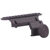 Sun Optics USA Sport Ruger Mini-14 Scope Mounts Black