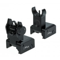 Sun Optics USA Low Profile AR Flip Up Sights