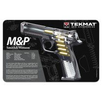 TekMat Smith & Wesson M&P Cleaning Mat