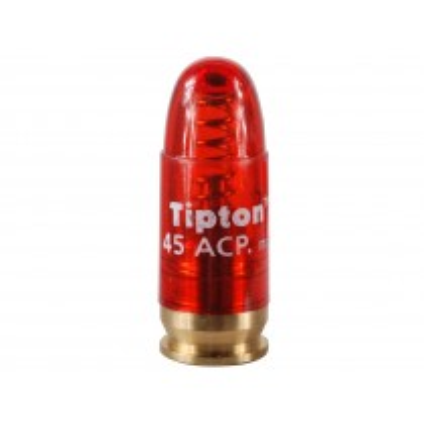 Tipton Snap Cap Pistol Polymer 45 ACP Pack of 5