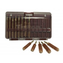 Tipton 13-Piece Best Rifle Bore Brush Set