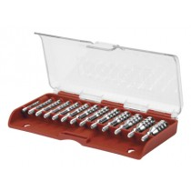 Tipton 13 Piece Ultra Jag Set Nickel-Plated Brass