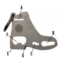 UST Multi-Tools Tool A Long Boot
