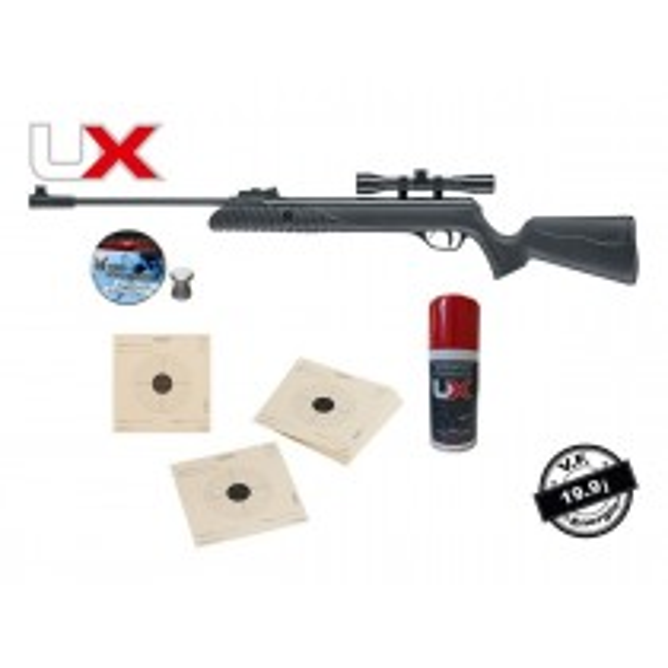 Umarex UX Syrix Pack 4.5mm Gaz Piston 3-7x20