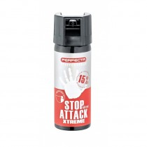 Umarex Perfecta Stop Attack Extreme Pepper Gas Spray 50ml