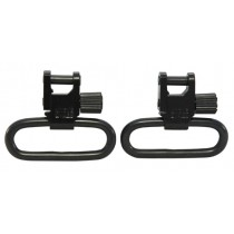 "Uncle Mike's Quick Detachable Super Sling Swivel Set 1.25"" / 31.75mm"