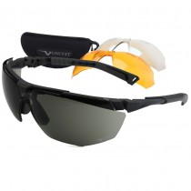 Univet Pack 5x1 Ballistic Safety Glasses