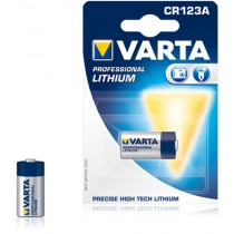 Varta Lithium CR123A Battery
