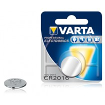 Varta CR2016V Lithium Battery