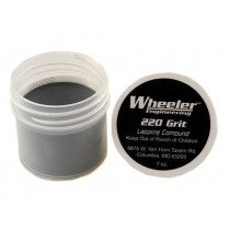 Wheeler Engineering Replacement 220 Grit Lapping Compound 1 Oz Jar