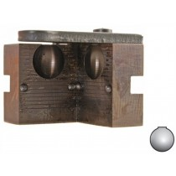 Lyman 1-Cavity Round Ball Mold .678 12 Gauge