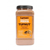 Lyman Turbo Tumbler Media Tufnut Untreated 2.56kg