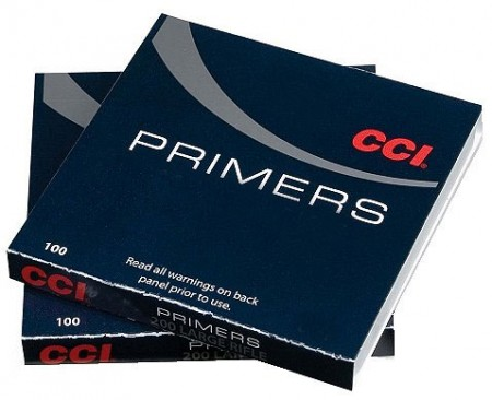 CCI Primers BR4 Small Rifle Bench Rest x1000