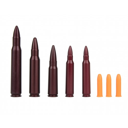 A-Zoom Variety Pack Top Rifle 22LR/.223/.308/30-06/7.62X39