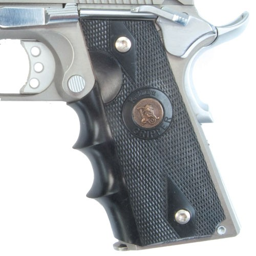 Pachmayr Signature Grips without Back Straps Colt 1911 Gripper GM-G