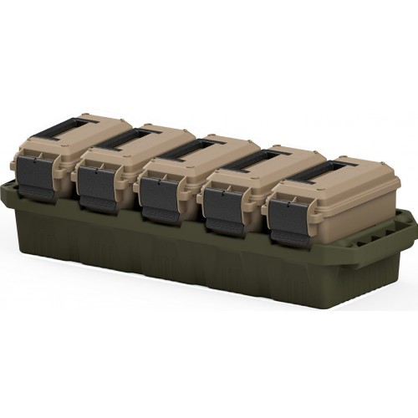 MTM 5-Can Ammo Crate Mini