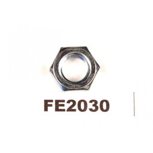 Lee Parts 10-32_Hex_Ms_Nut_Zin