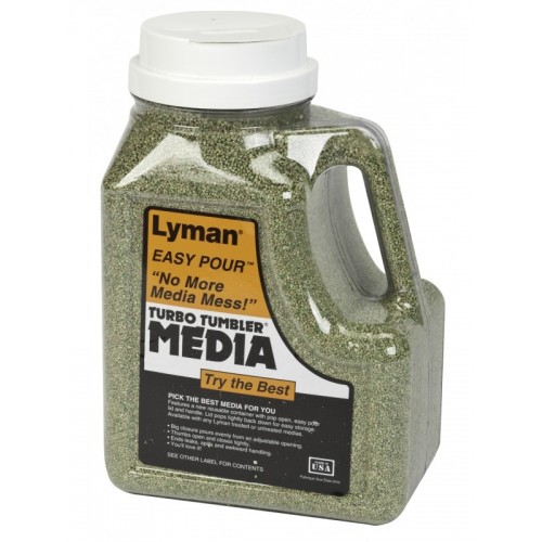 Lyman Media Large Corncob Plus 2.72kg