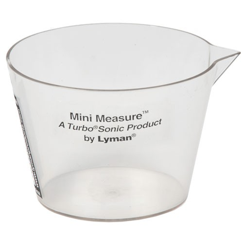 Lyman Turbo Sonic Measuring Cup