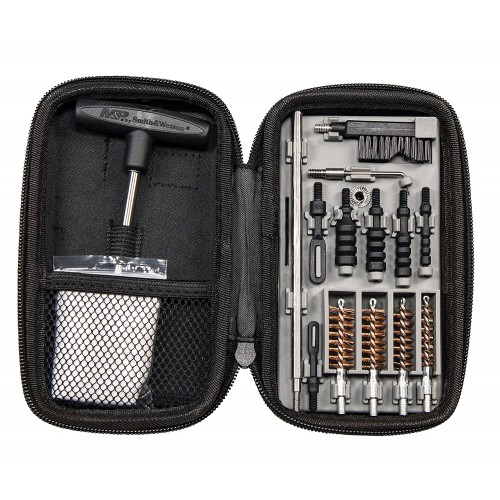 Smith & Wesson M&P Kit de Nettoyage Compact pour Arme de Poing