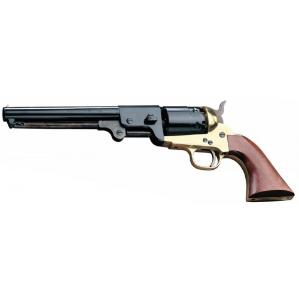 Pietta CFT36 Revolver Poudre Noire 1851 Navy Rebnord Confédéré Cal.36