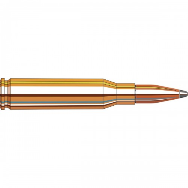 Hornady 8057 American Whitetail Munitions 7mm-08 Rem 139 gr InterLock x20