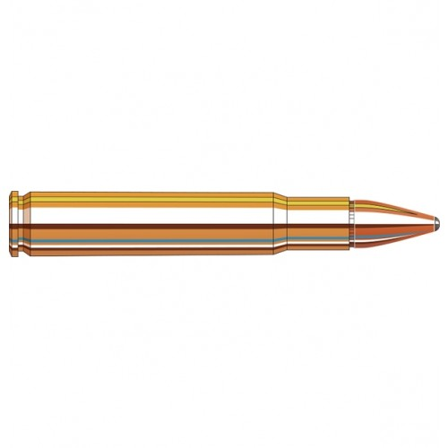 Hornady 81193 Munitions 35 Whelen 200 gr Superformance SP x20
