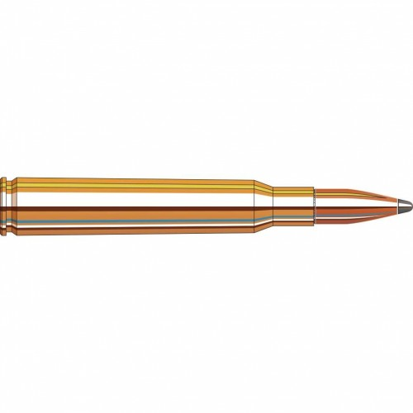 Hornady 81571 Munitions 7x64 175 gr SP Custom International x20