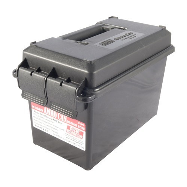 MTM 50 Caliber Ammo Can AC50C Noir