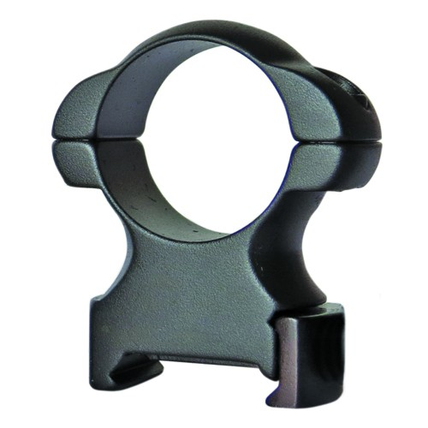 Sun Optics USA Bagues Hex 30mm Haut Acier Noir Mat