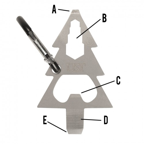 UST Outil Multifonctions Tool A Long Sapin