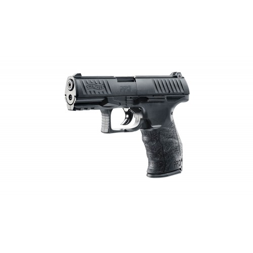 Umarex Walther PPQ CO2 CAL 4.5MM Black