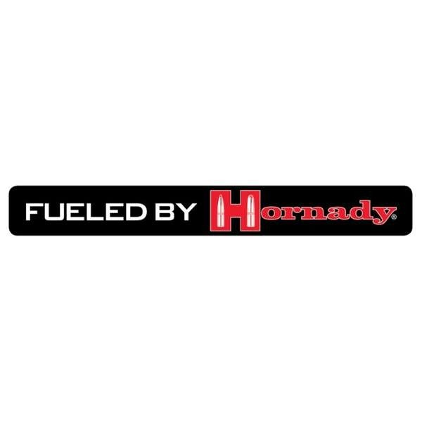 Hornady 98002 Fueled by Hornady Autocollant