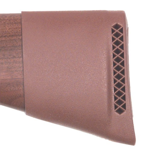 Pachmayr Slip-On Pad Large Marron 0.75 Ribbed