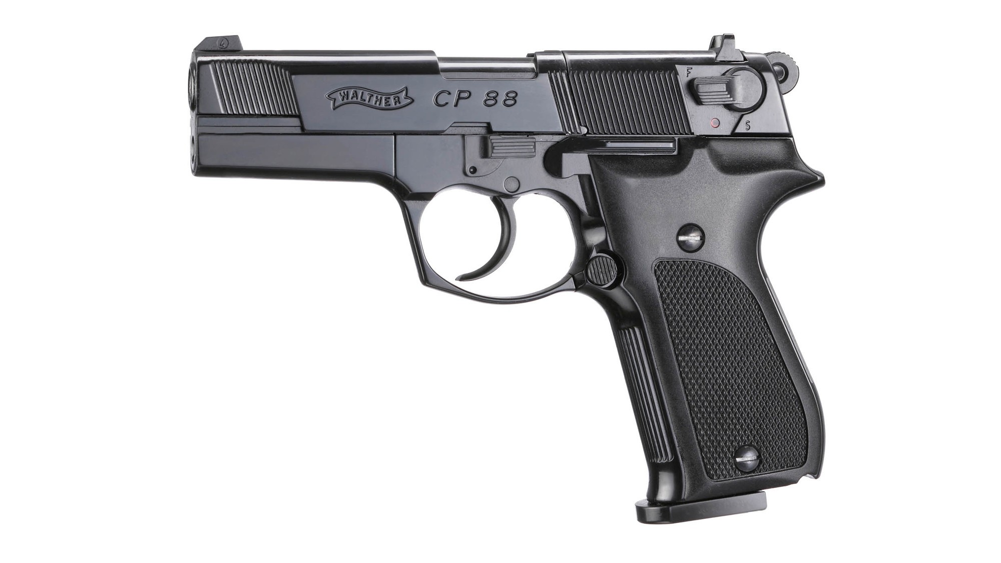 Umarex Walther CP88 CO2 CAL 4.5MM Black