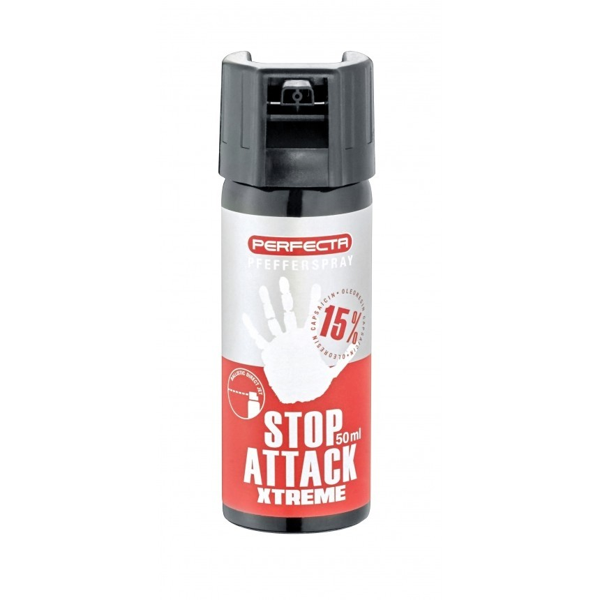 Umarex Perfecta Stop Attack Extreme Poivre 50ml