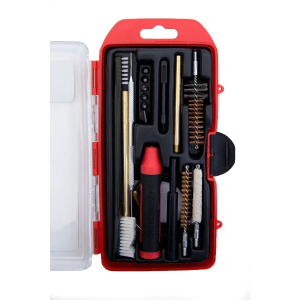 Winchester Kit de Nettoyage pour AR10 17-Pièces 7.62/.308