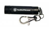 Smith & Wesson Lampe Torche Porte Clés Galaxy Ray Noir