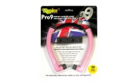 Napier Pro9 Casque de Protection Auditive Rose