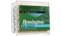 Remington Target Munitions 22LR x100